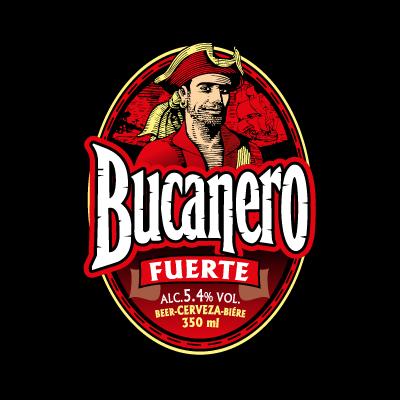 Bucanero logo vector logo