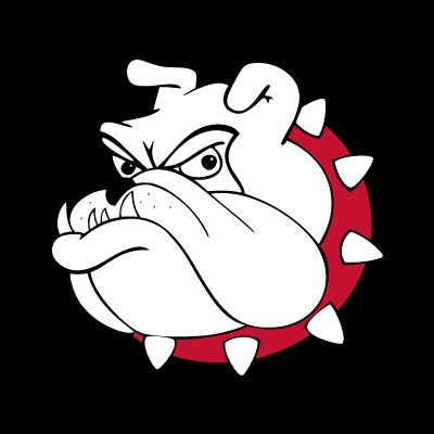 Bulldog vector logo