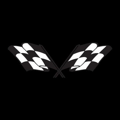 checkered flag logo vector na download rh logosvector net checkered flag logo maker online free