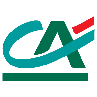 Credit Agricole logo vector logo