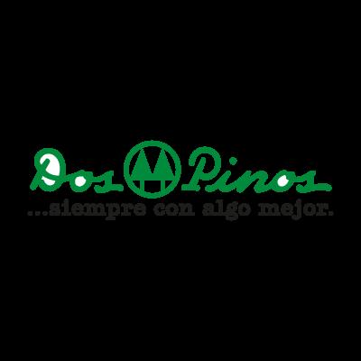 Dos Pinos logo vector logo