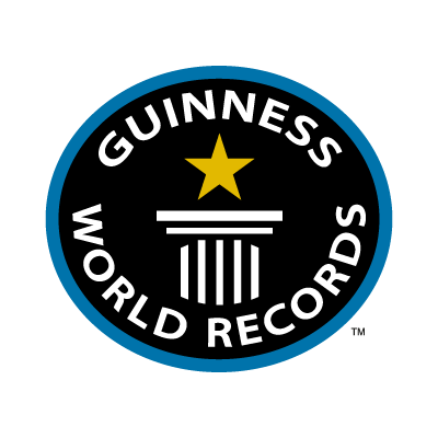 Guinness World Records logo vector logo