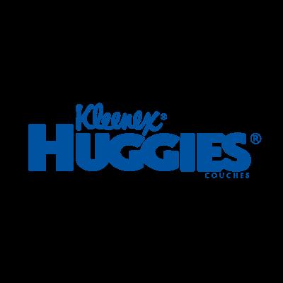 Huggies logo vector logo