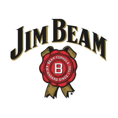 Jim Beam logo vector logo