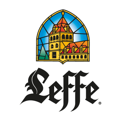 Leffe logo vector logo