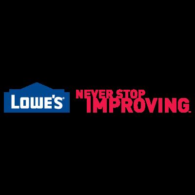 Lowe's logo vector logo