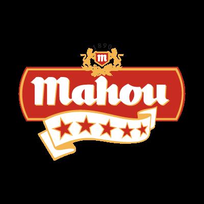 Mahou logo vector logo
