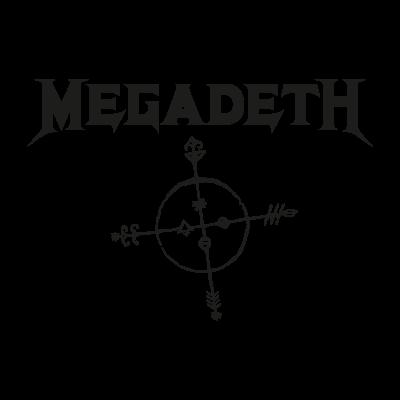 Megadeth logo vector logo
