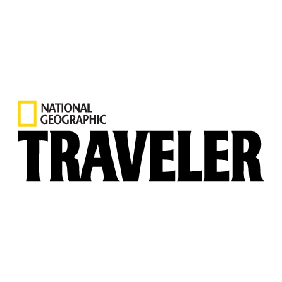 National Geographic Traveler logo vector logo
