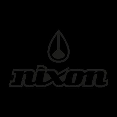 Nixon logo vector logo