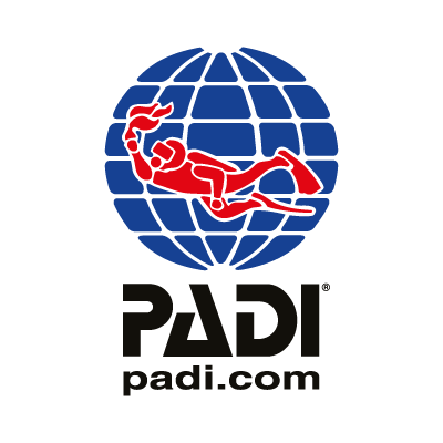 PADI logo vector logo