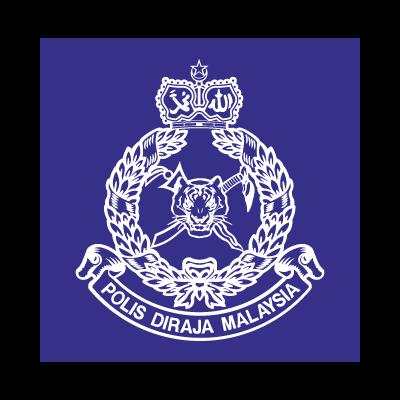 Polis Diraja Malaysia logo vector logo