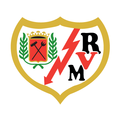 Rayo vallecano logo vector logo
