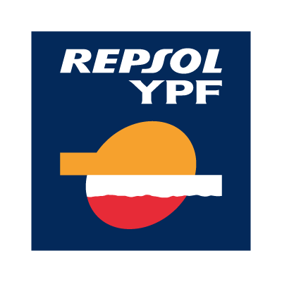 Repsol YPF logo vector logo