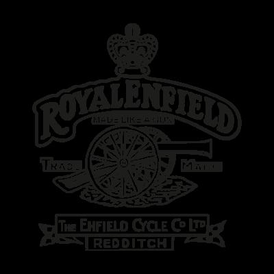 Royal Enfield logo vector logo