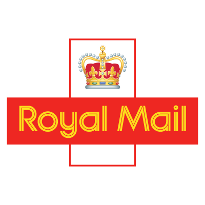 Royal mail logo vector logo