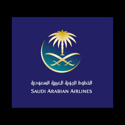 Saudia logo vector logo