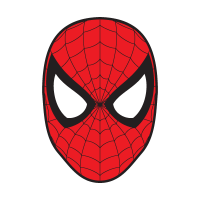 Spiderman Mask vector