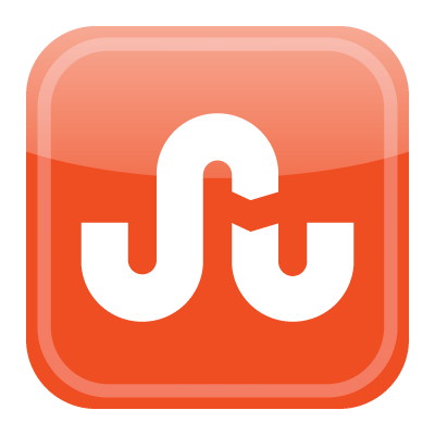 Stumbleupon icon logo vector logo