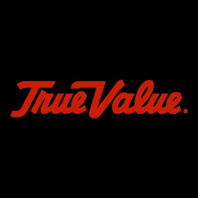 True Value logo vector logo