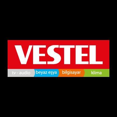 Vestel logo vector logo