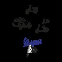 Vintage cars logo