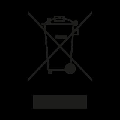Weee symbol vector logo