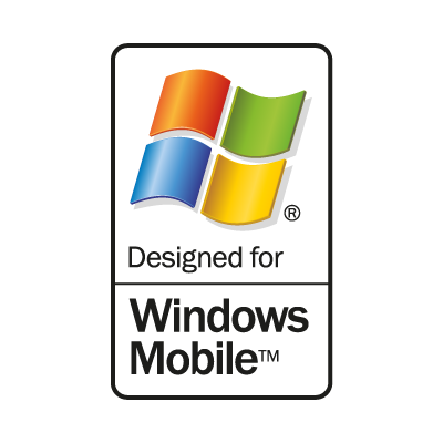 Windows Mobile logo vector logo