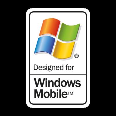 Windows Mobile logo vector logo
