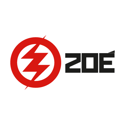 Zoe logo vector logo