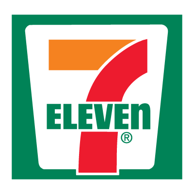 7-Eleven logo vector logo