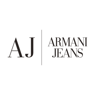 AJ Armani Jeans logo vector logo