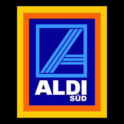 Aldi logo vector logo