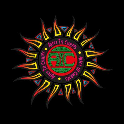 Alice In Chains logo vector logo