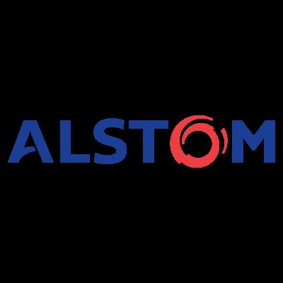 Alstom logo vector logo