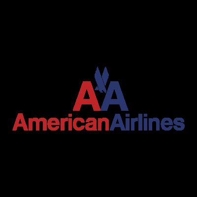 American Airlines logo vector logo