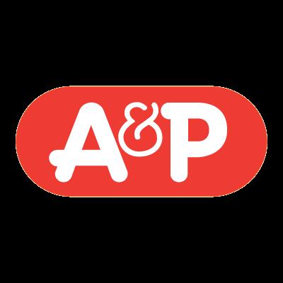 A&P logo vector logo