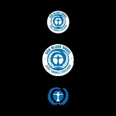 Blaue Engel logo vector logo