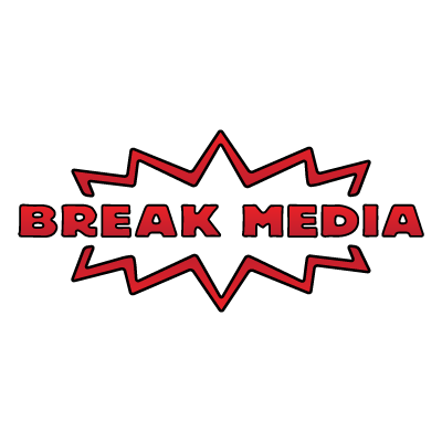 Break Media logo vector logo