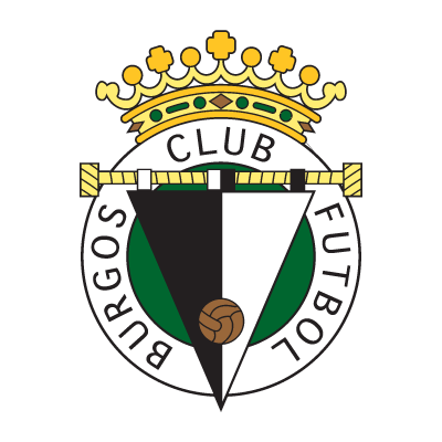 Burgos CF logo vector logo