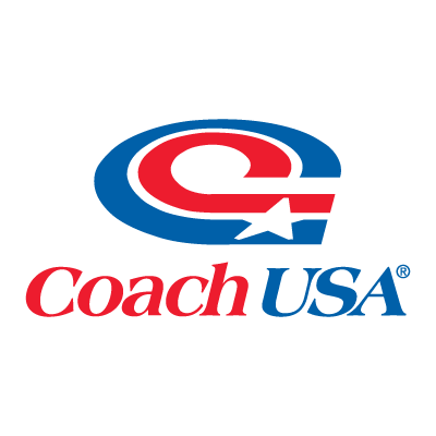 Coach USA logo vector logo