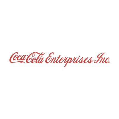 Coca-Cola Enterprises logo vector logo