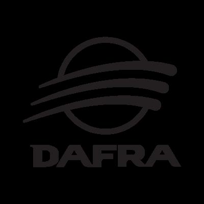 Dafra logo vector logo