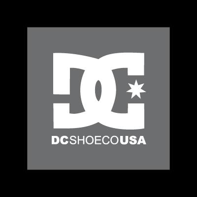DCShoeco USA logo vector logo