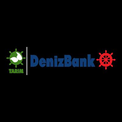 Denizbank logo vector logo