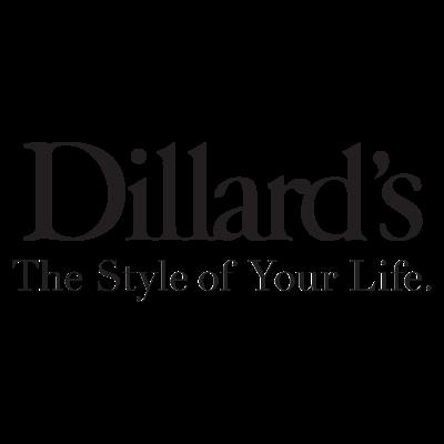 Dillard's logo vector logo