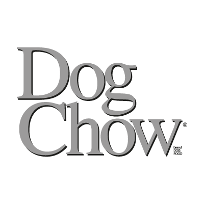 Dog Chow logo vector logo