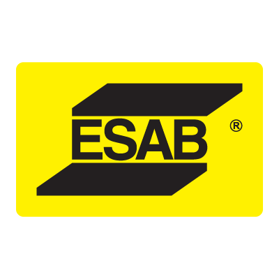 ESAB logo vector logo