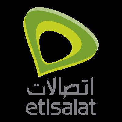 Etisalat logo vector logo