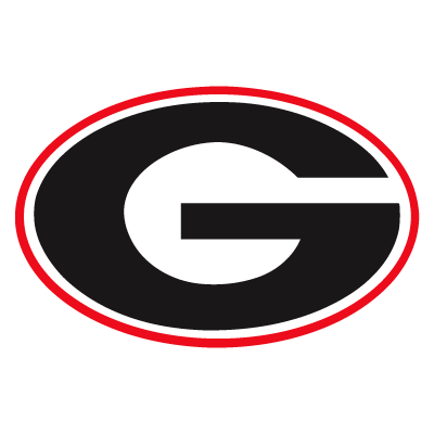 Georgia Bulldogs logo vector logo